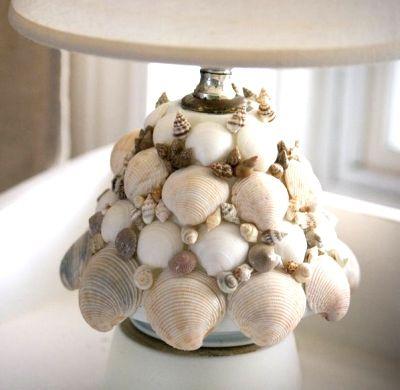 Best 25 Shell Lamp Ideas On Pinterest Art With Shells