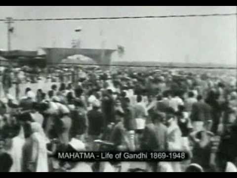 Mahatma Gandhi : Film : MAHATMA - Life of Gandhi, 1869-1948 (5hrs 10min)
