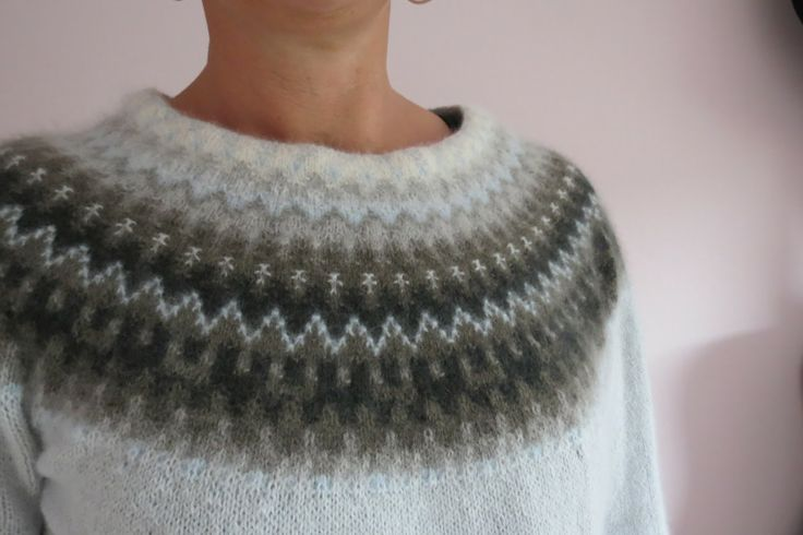 Swedish traditional knit: the Bohus