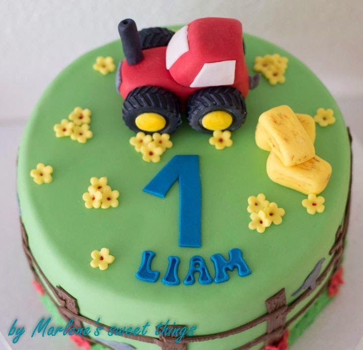 Traktor Torte Traktor Torte Kindergeburtstag Kuchen Einfach Und Kuchen Kindergeburtstag Tiere