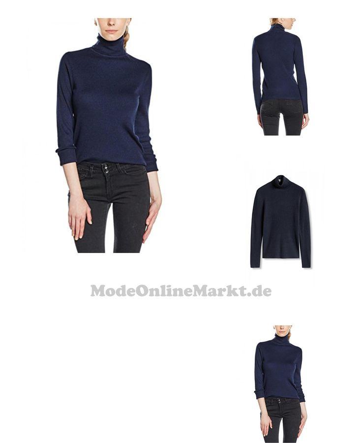 4057966993835 | #ESPRIT #Damen #Pullover #096EE1I038, #Blau #(Navy #400), #34 #(Herstellergröße: #XS)