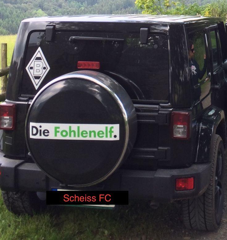 #wib ##mediakraft #vater #blog #jeep #fohlenelf #gladbach
