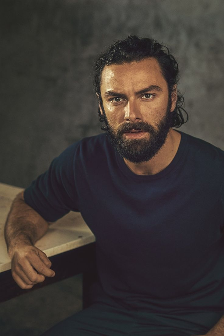 Poldark Exclusive: hot Aidan Turner pictures