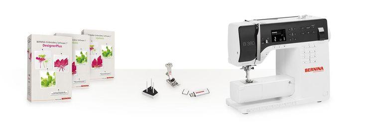BERNINA 530 /550 QE - Firmware V20150623