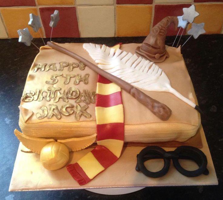 Image Result For Harry Potter Birthday Cake Asda