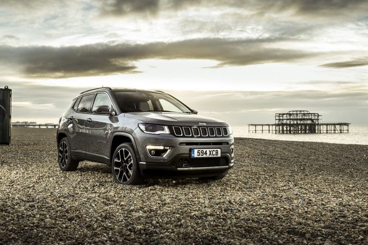 Jeep Compass UK Pricing