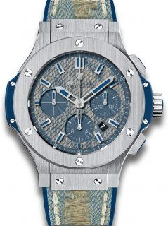 Replica Hublot Big Bang Automatico 44mm Jeans Limited Edition En el precio barato