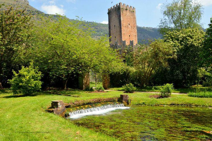 Valentina De Santis - http://www.valentinadesantis.com/the-garden-of-ninfa-love-at-first-sight/5844