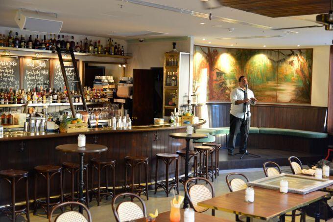 Papa Jack's Bar Fortitude Valley