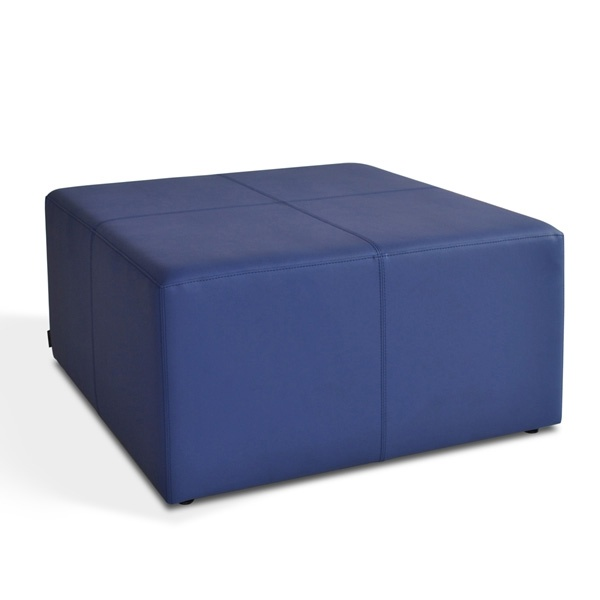 HM51D UPHOLSTERED SQUARE BENCH BY HITCH MYLLIUS