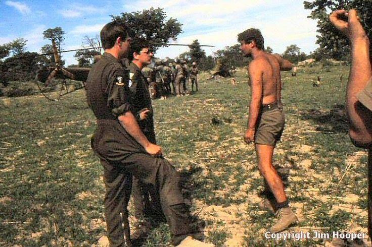 -SA Bush War,Koevoet !