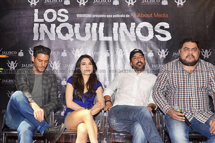 La pelicula mexicana 'Los Inquilinos' promete mucho