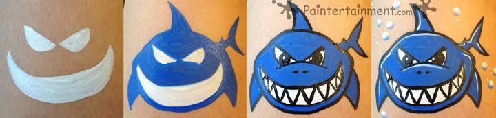 En zo maak je dus een haai!                                                                                                                                                     More