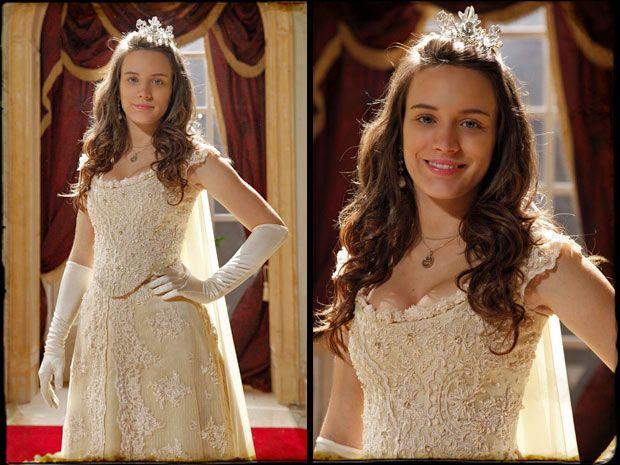 Princesa Aurora da novela Cordel Encantado