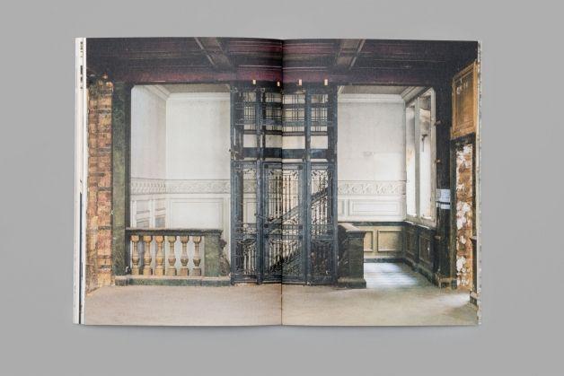 No. 1 Regent Street. Photography to document the restoration.