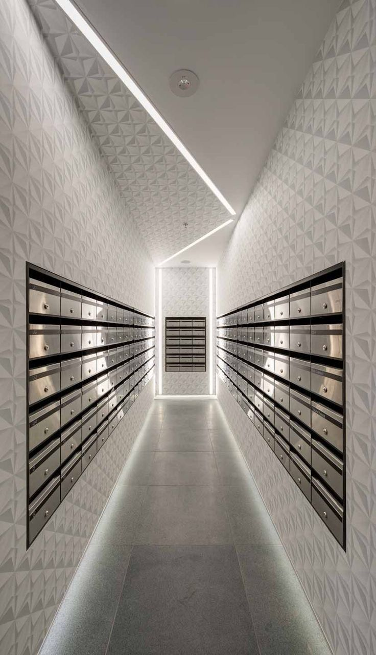 Image result for cool apartment mailbox room   West Clay ...