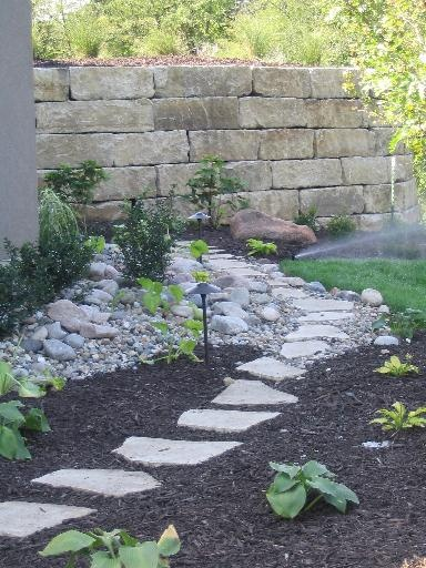landscaping retaining wall   landscape wall - 18 in.   Retaining walls  Image 26 of 30