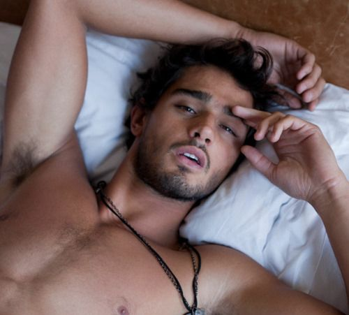 : Eye Candy, Sexy, Angel Wings, Good Mornings, Beds, Dark Hair, Marlonteixeira, Wake Up, Marlon Teixeira