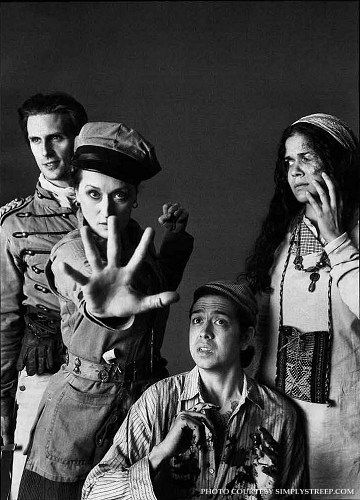 """""""Mother Courage and Her Children"""" (theater - 2006)"""