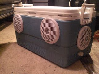 How to Build an Ice Chest Radio: Ice Chest Radio
