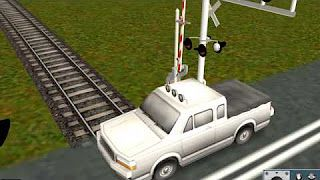 踏み切り Railway Crossing in Japan - YouTube