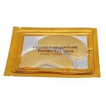 OutTop 24 k Oro Colágeno Ojo Parche de Gel Anti Arrugas Envejecimiento Bajo Cristal Máscara best seller #30(China (Mainland))