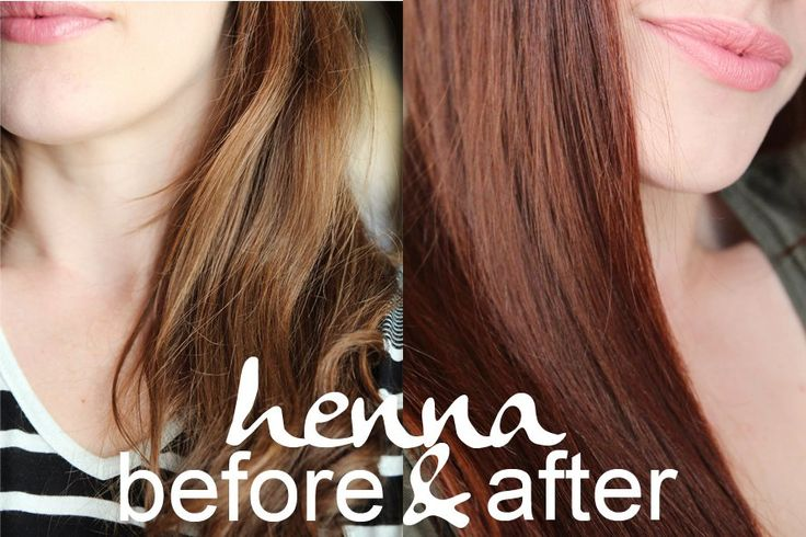 Henna Hair Dye Tutorial Diy For Medium Brown Hair