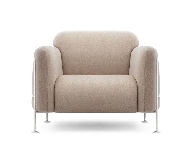 MEGA Armchair by Massproductions design Chris Martin