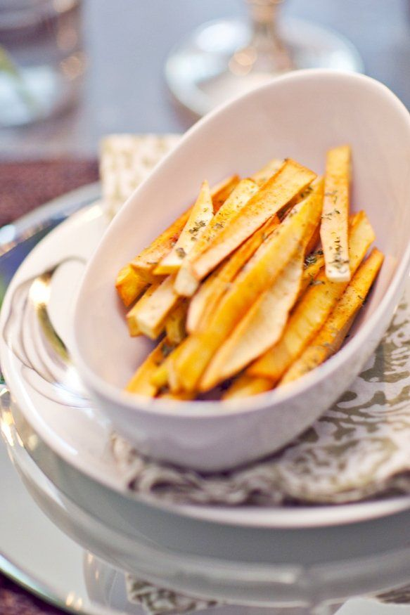 Spiced Breadfruit Fries and other Caribbean recipes
