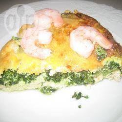 Recipe Picture:Prawn and Crab Quiche