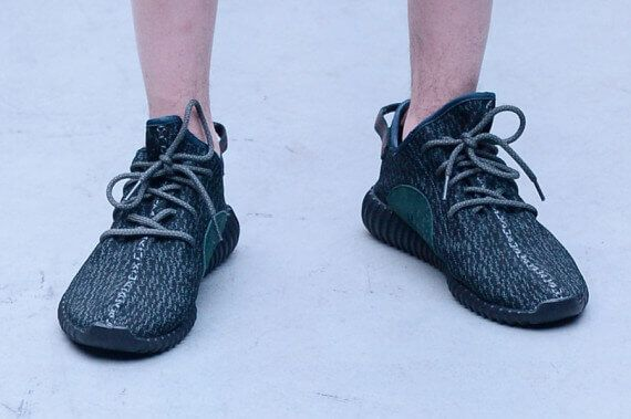 Adidas Yeezy 350 Boost Black | The Sole Supplier