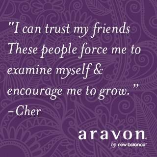 """""""I can trust my friends. These people force me to examine myself & encourage me to grow."""" ~ Cher"""