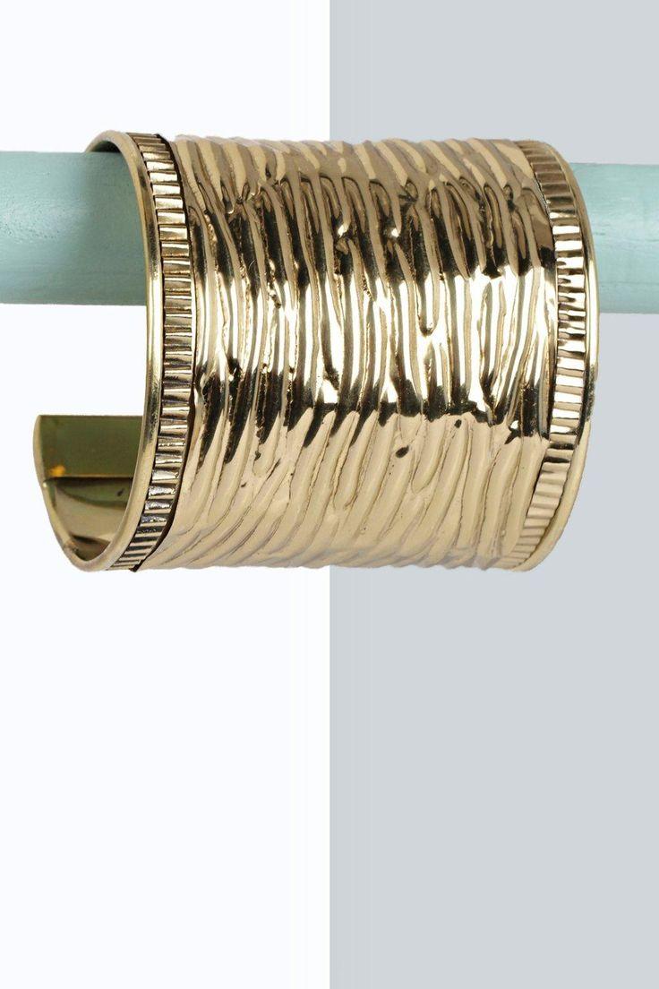 Metal Cuff gold