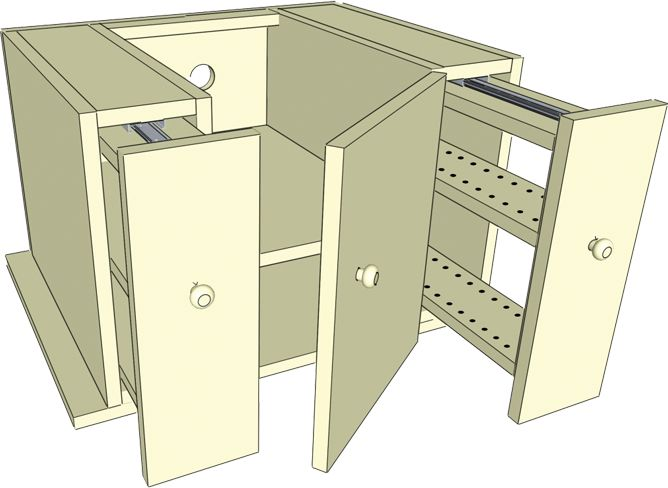 29 best router images on pinterest woodworking plans carpentry router table cabinet project plan greentooth Images