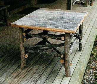 make a garden bench with pallet sticks