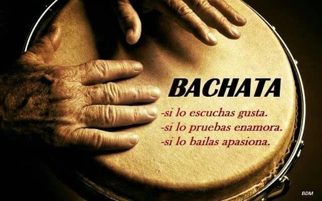 #Bachata... #Bailar #Escuchar #ritmo #melodía