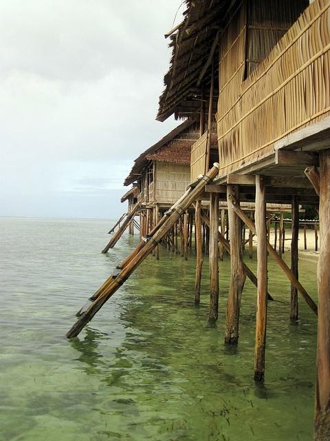 Raja Ampat - Kri Eco resort, Papua by rizaajeh15, via Flickr