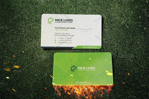El Business Card Business Card Template Design Business Cards Creative Templates Business Card Design