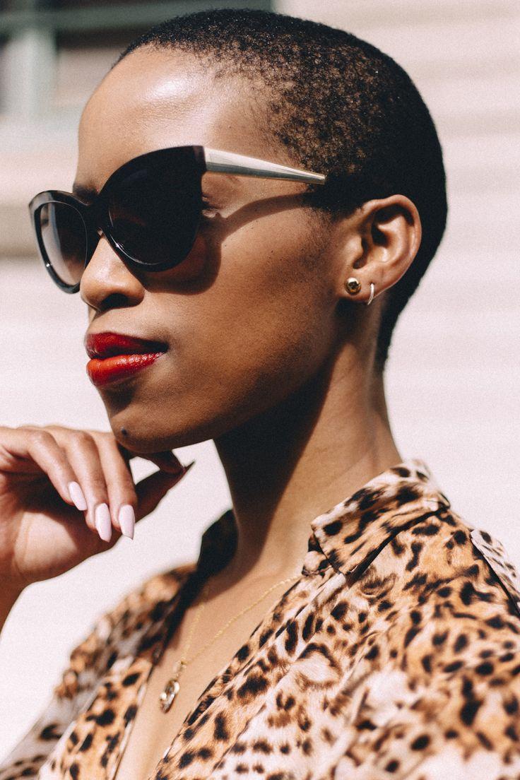 Sunglasses - ZARA, Earrings - Arthur Kaplan #zara #arthurkaplan