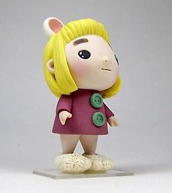 Rabbit Girl 1010 만들기(2) / 폴리머클레이 :: 네이버 블로그