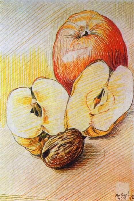 Купить картину (репродукцию) Митрохин Дмитрий Исидорович(1883-1973) - Наши художники. Производство продажа репродукций картин.