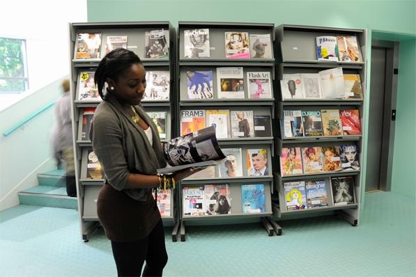 University Library at Epsom - Journals.  #Epsom