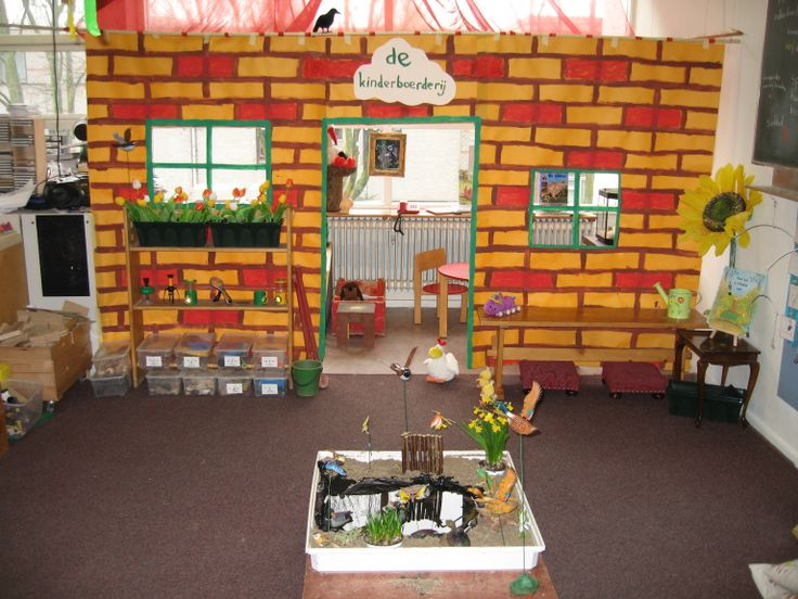 Themahoek Kinderboerderij 01 Nutsschool Maastricht