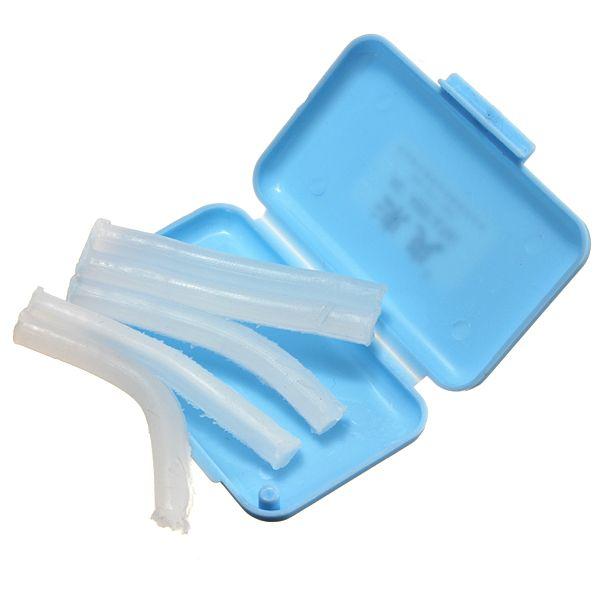 Ortodoncia cuadro de cera orto sabor aroma de menta