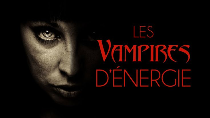 Conférence vampires d'énegie