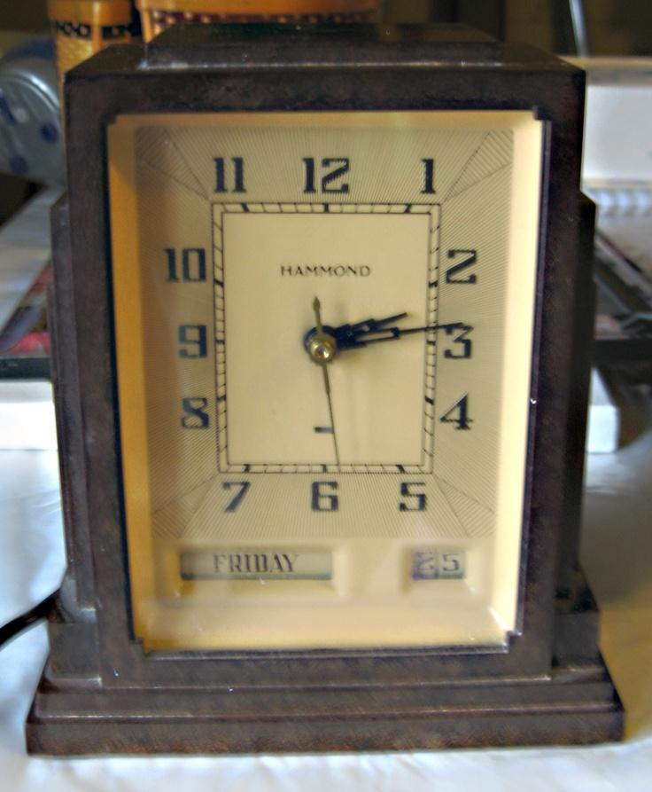 23 Best Hammond Clocks Images On Pinterest Antique