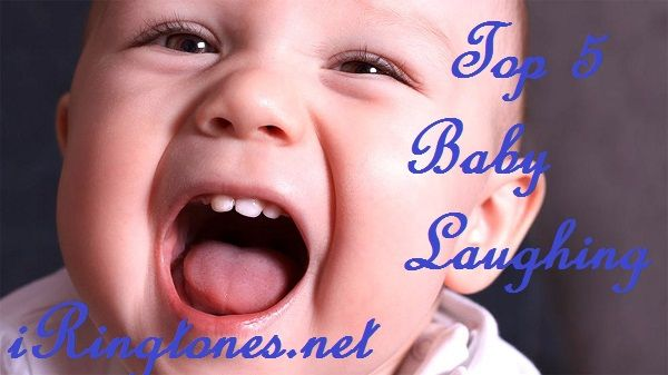 ringtones baby laughing free download