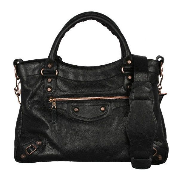 Balenciaga Town Grh (15.540 DKK) ❤ liked on Polyvore featuring bags, handbags, shoulder bags, purses, bolsas, balenciaga, accessories, vintage handbags, shoulder strap handbags and vintage handbags purses