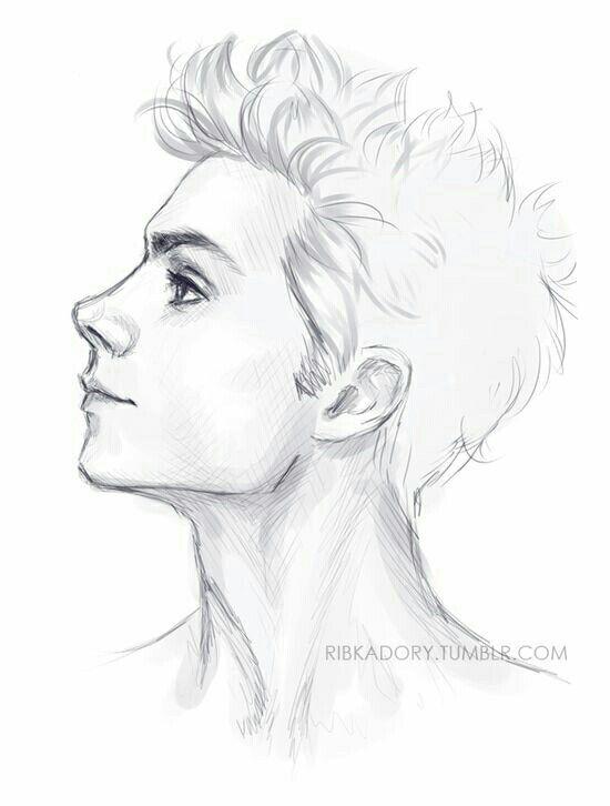 Cara de perfil
