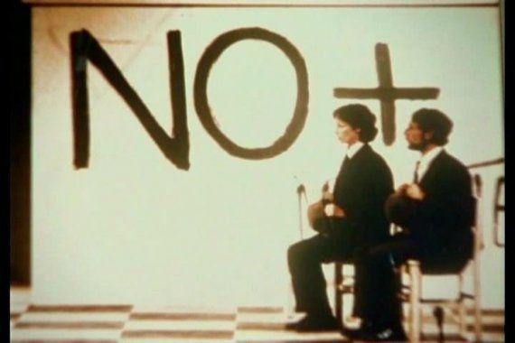 CADA (Colectivo de Acciones de Arte) {Raúl Zurita; Fernando Balcells; Diamela Eltit; Lotty Rosenfeld; Juan Castillo}: No +